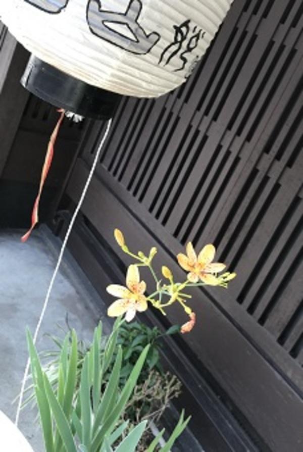 祇園祭と檜扇
