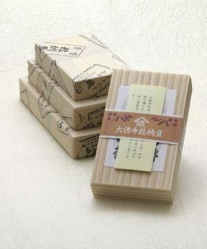 大徳寺粒納豆(150g 箱入り)